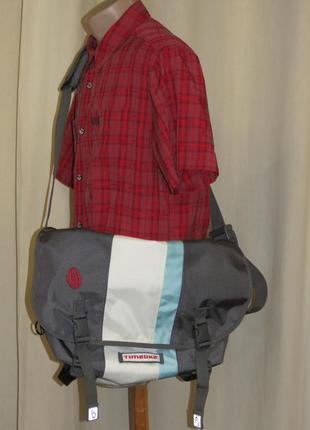 Сумка timbuk2 messenger bag размер м для ноутбука