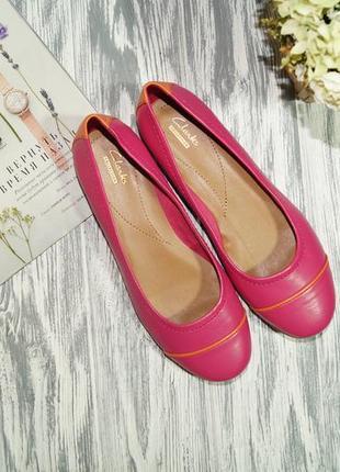 Clarks. фирменные туфли на низком ходу2 фото
