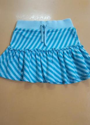 Легкая летняя юбка matalan