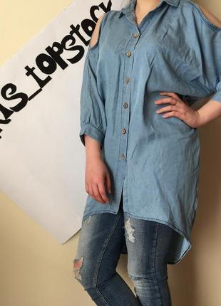 Джинсовая рубашка. джинсова рубашка