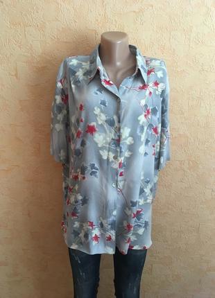 Большой выбор блуз футболок / легкая вискозная блуза