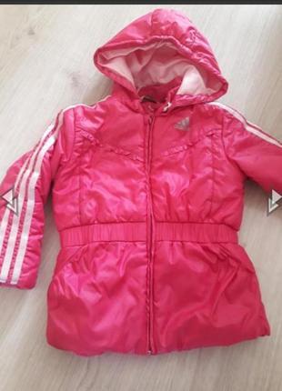 Демісезонна куртка adidas