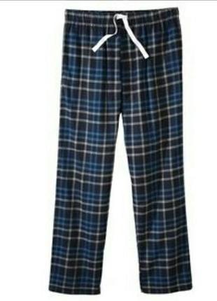 Фланелевые мужские пижамные штаны.livergy/германия.60-62