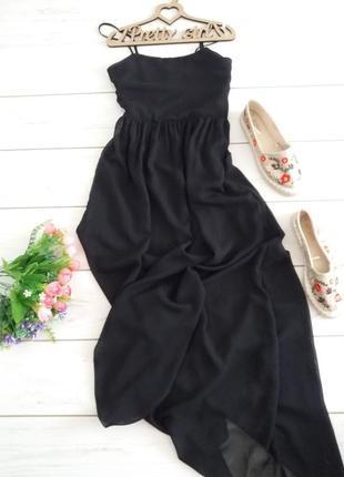 Платье сарафан forever 21  6-8 ( xs-s )