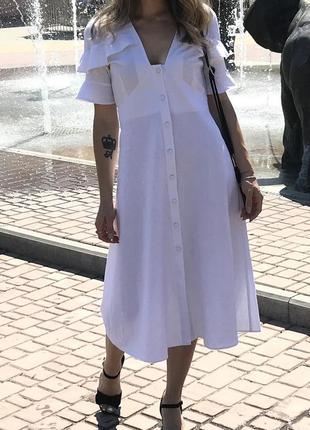Красивое платье в стиле ретро