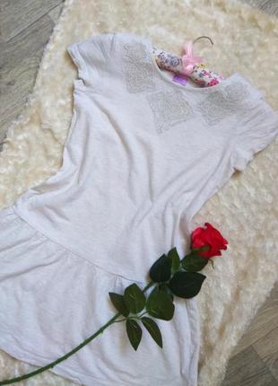 Летнее💮🐝 платье 💮🐝натуральная ткань