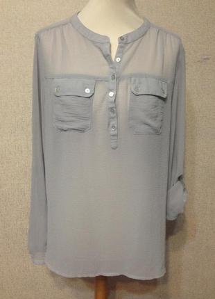 Блуза-рубашка жен. atmosphere,р.м