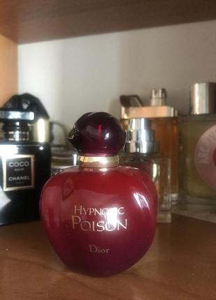 Dior hypnotic poison оригинал парфюм духи