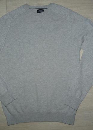 Тонкий свитер next размер м
