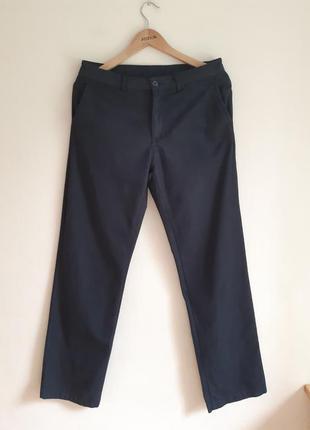 Мужские брюки для офиса и повседневной носки брюки в стиле кэжуал