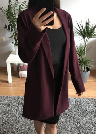 Кардиган накидка пиджак жакет пальто new look