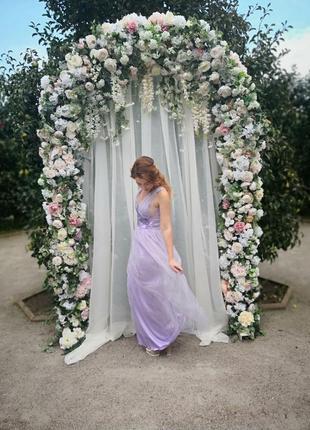 Свадебное платье подружки1 фото