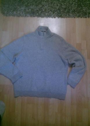 Фирменная кофта свитер xxl