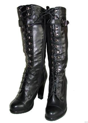 Сапожки, сапоги,ботинки высокие обмен