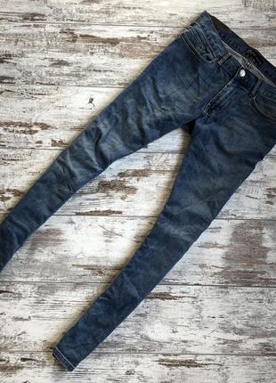 Крутые зауженные джинсы zara man