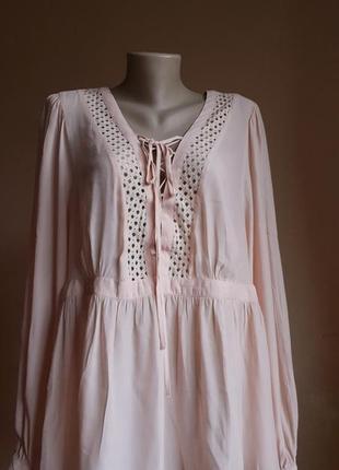 Персиковая блуза forever 21 сша
