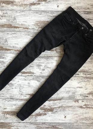 Бомбезные джинсы h&m слим