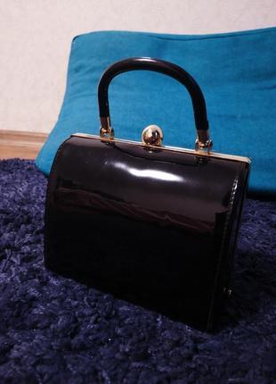 Винтажная сумка новая