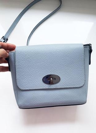 Женская сумка натуральная кожа