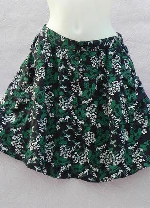 Замечательная юбка юбочка расклешенная debenhams