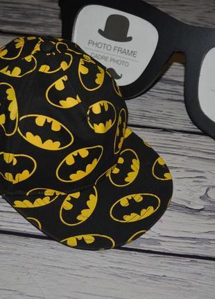 8 - 10 лет h&m новая фирменная кепка кепи бейсболка стильным мальчикам бэтмен batman