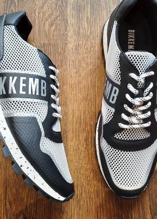 Брендовые кроссовки оригинал bikkembergs