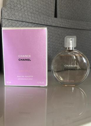 Chanel chance eau vive оригинал