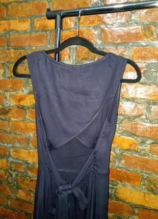 Платье с драпировкой на спинке h&m4 фото