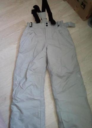 Термо штаны лыжные штаны на морозы