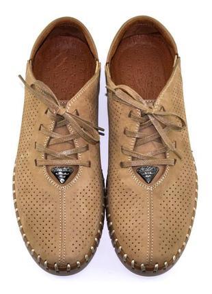 Туфли летние мужские prime