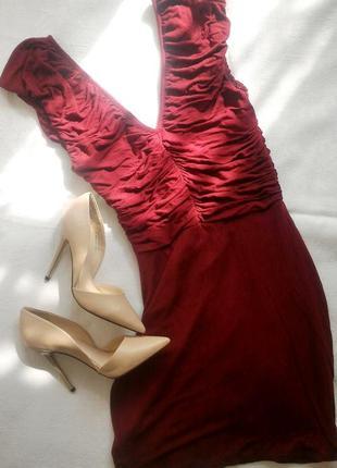 Платье трикотаж 40-44