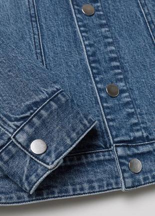 Мужская джинсовая куртка4 фото