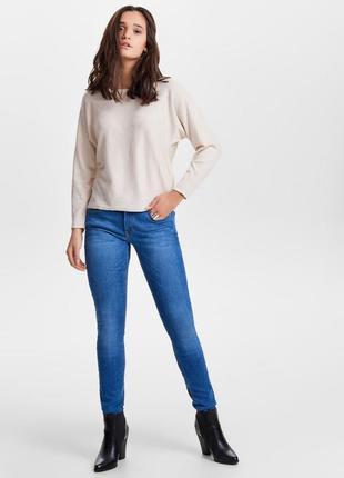 Тонкий свитер от only в размере l