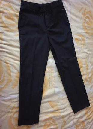 Классические школьные брюки на мальчика