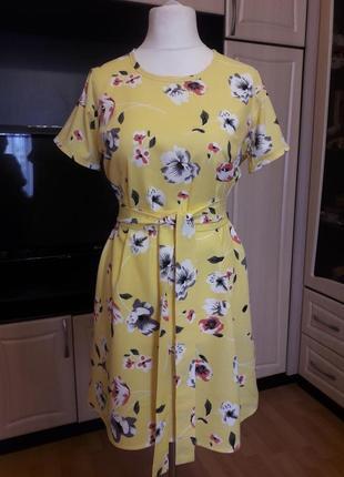 Летнее платье из льна льняное платье2 фото
