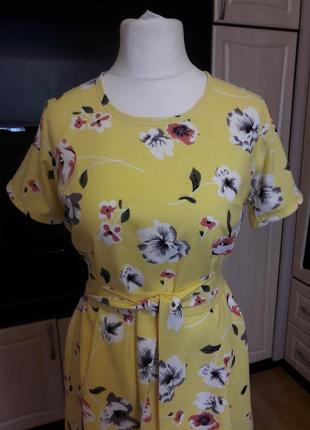 Летнее платье из льна льняное платье3 фото