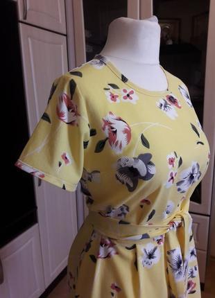 Летнее платье из льна льняное платье4 фото