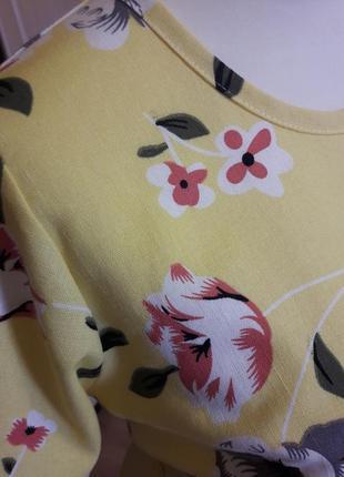 Летнее платье из льна льняное платье6 фото