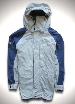 Крутая куртка berghaus gore-tex оригинал
