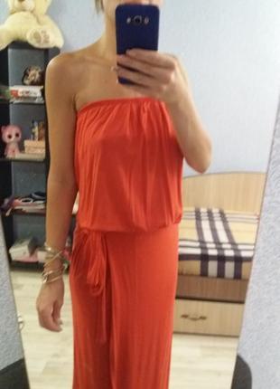 Сарафан, платье с запахом