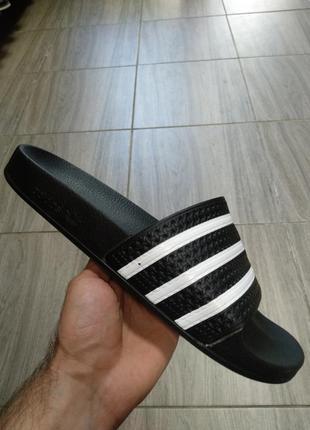 Чоловічі тапочки adidas оригінал нові 47 розмір 30.5 см