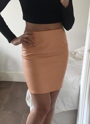 2828486576a2 Кожаные юбки женские 2019 - купить недорого вещи в интернет-магазине ...