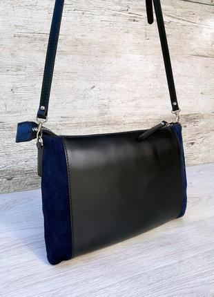 Gianni chiarini итальянская кожаная сумка кросс боди / клатч