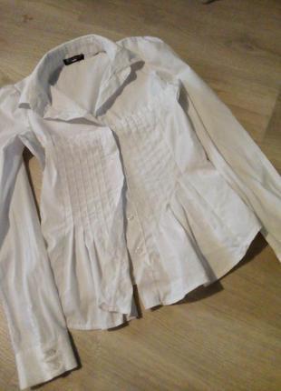 Белая рубашка италия2 фото