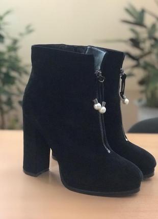 Ботинки нові
