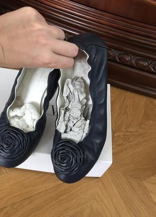 Iceberg балетки туфли италия