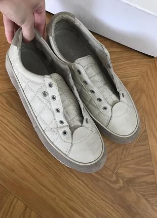 Massimo dutti кроссовки италия