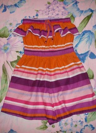 Платье-комбинезон, atmosphere, размер 36