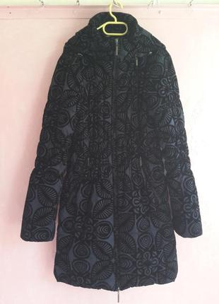 Пальто теплое 50-52р