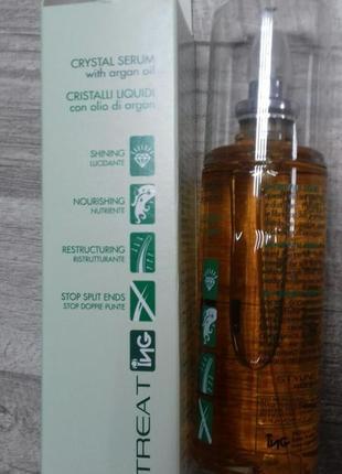Ing professional жидкие кристаллы с аргановым маслом argan oil crystal serum